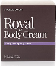 Cremă de corp - Natura Siberica Fresh Spa Imperial Caviar Royal Body Cream — Imagine N1