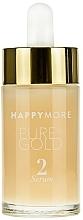 Parfumuri și produse cosmetice Ser pentru față - Happymore Pure Gold Serum 2