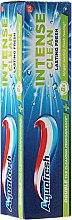 """Parfumuri și produse cosmetice Pastă de dinți """"Curățare intensivă"""" - Aquafresh Intense Clean Lasting Fresh Toothpaste"""