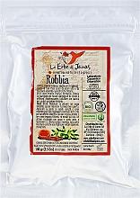 """Parfumuri și produse cosmetice Pudră decolorantă de plante """"Robbie"""" (Manzhishta) - Le Erbe di Janas Robbia (Manjestha)"""