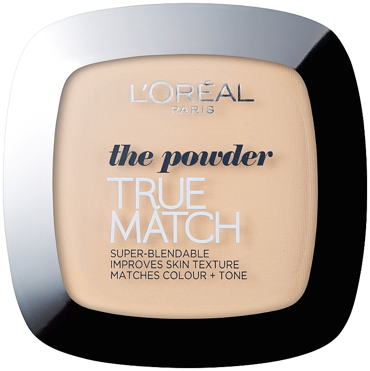Pudră compactă - L'Oreal Paris True Match Super Blendable Powder