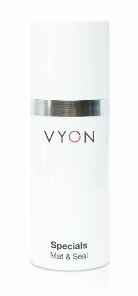 Cremă matifiantă pentru față - Vyon Mat & Seal — Imagine N1