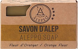 Parfumuri și produse cosmetice Săpun - Alepeo Orange Flower