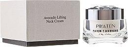 Parfumuri și produse cosmetice Cremă-Lifting pentru gât și decolteu - Pil'aten Avocado Lifting Neck Cream