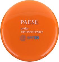 Parfumuri și produse cosmetice Pudră de față - Paese Powder SPF30
