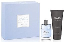 Parfumuri și produse cosmetice Lanvin Eclat d'Arpege Pour Homme - Set (edt/50ml + deo/75ml)