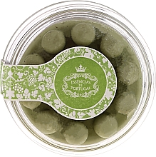 Parfumuri și produse cosmetice Săpun pentru masaj corporal - Essencias de Portugal Pitonados Collection Grape Seed Body Scrub Soap Eucalyptus
