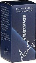 Parfumuri și produse cosmetice Fond de ten - Kryolan Ultra Fluid Foundation