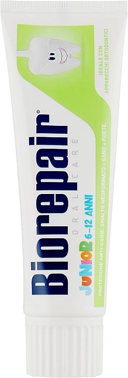 Pastă de dinți pentru copii, 6-12 ani - BioRepair Junior