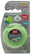 """Parfumuri și produse cosmetice Ață dentară """"Bergamotă și lime"""" - SPLAT Professional DentalFloss"""