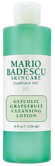 Loțiune de curățare cu extract de grapefruit - Mario Badescu Glycolic Grapefruit Cleansing Lotion — Imagine N1