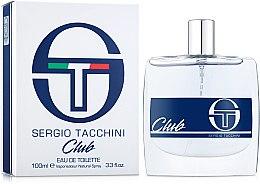Parfumuri și produse cosmetice Sergio Tacchini Club - Apă de toaletă
