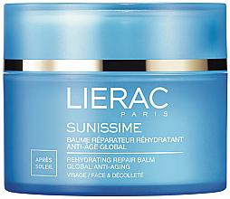 Parfumuri și produse cosmetice Balsam revitalizant pentru față și gât - Lierac Sunissime Global