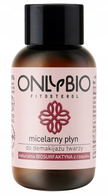 Apă micelară - Only Bio Fitosterol