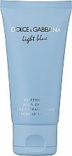 Dolce & Gabbana Light Blue - Set (edt/50ml + b/cr/50ml + edt/10ml) — Imagine N4
