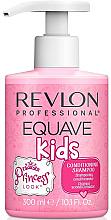 Parfumuri și produse cosmetice Șampon-balsam pentru copii - Revlon Professional Equave Kids Princess Conditioning Shampoo