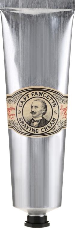 Cremă de ras - Captain Fawcett Shaving Cream — Imagine N2