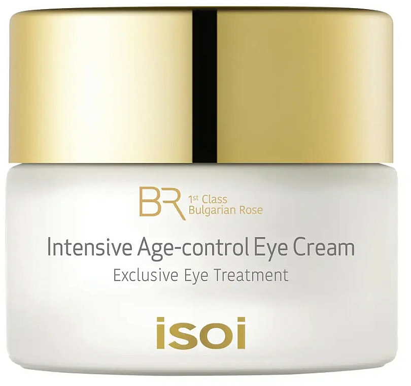 Cremă pentru zona ochilor - Isoi Bulgarian Rose Intensive Age Control Eye Cream