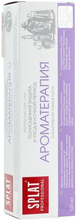 """Pastă de dinți """"Terapie aromatică"""" - SPLAT — Imagine N2"""