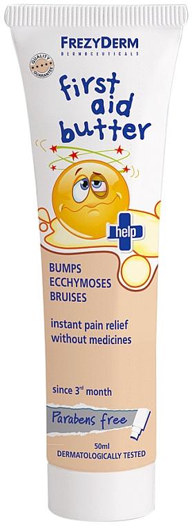 Gel pentru calmarea durerilor, pentru copii - Frezyderm First Aid Butter Gel