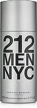 Parfumuri și produse cosmetice Carolina Herrera 212 MEN NYC - Deodorant