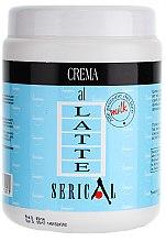Parfumuri și produse cosmetice Cremă mască cu proteinele din lapte - Pettenon Serical