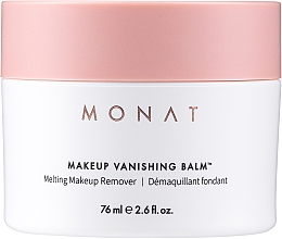 Parfumuri și produse cosmetice Balsam demachiant - Monat Makeup Vanishing Balm Melting Makeup Remover