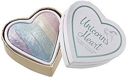 Parfumuri și produse cosmetice Iluminator - I Heart Revolution Unicorns Heart
