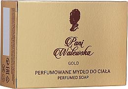 Parfumuri și produse cosmetice Pani Walewska Gold - Săpun