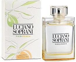 Parfumuri și produse cosmetice Luciano Soprani Fico Pesca - Apă de toaletă