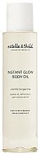 Parfumuri și produse cosmetice Ulei de corp - Estelle & Thild Vanilla Tangerine Instant Glow Body Oil