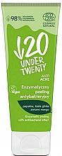 Parfumuri și produse cosmetice Peeling enzimatic antibacterian pentru față - Under Twenty Anti Acne Antibacterial Enzymatic Peeling