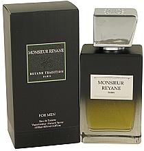 Parfumuri și produse cosmetice Reyane Tradition Monsieur Reyane - Apă de toaletă