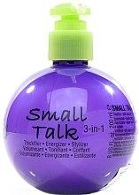 Crema pentru volum și îndesirea firului de păr - Tigi Bed Head Mini Small Talk 3-in-1 Thickifier — Imagine N5