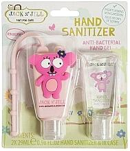 "Parfumuri și produse cosmetice Set-sanitizer ""Koala"" - Jack N' Jill Hand Sanitizer (Koala)"