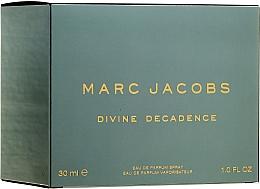 Parfumuri și produse cosmetice Marc Jacobs Divine Decadence - Apă de parfum