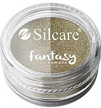 Parfumuri și produse cosmetice Pudră pentru unghii - Silcare Fantasy Chrome Powder
