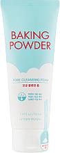Parfumuri și produse cosmetice Spumă pentru curățare profundă - Etude House Baking Powder Pore Cleansing Foam