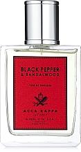 Parfumuri și produse cosmetice Acca Kappa Black Pepper & Sandalwood - Apă de parfum