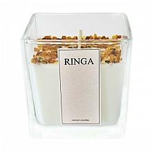 Parfumuri și produse cosmetice Lumânare parfumată naturală - Ringa Oud With Amber Candle