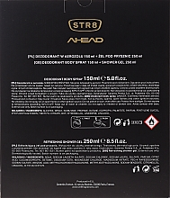 Str8 Ahead - Set (deo/150 +sh/gel/250ml) — Imagine N6