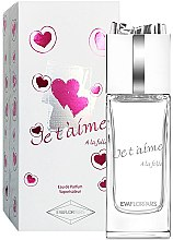 Parfumuri și produse cosmetice Evaflor Je T'aime A La Folie - Apă de parfum