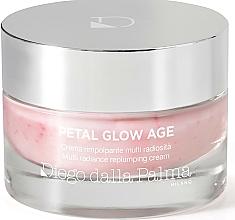 Parfumuri și produse cosmetice Cremă anti-îmbătrânire cu efect de strălucire pentru față - Diego Dalla Palma Petal Glow Age Multi Radiance Replumping Cream