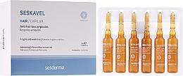 Fiole împotriva căderii părului - SesDerma Laboratories Seskavel Anti-Hair Loss Aampoules — Imagine N1