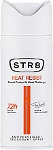 Parfumuri și produse cosmetice Deodorant - STR8 Heat Resist Antiperspirant Deodorant Spray