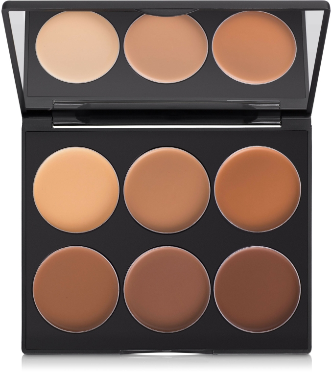 Paletă counturing - Sleek MakeUP Cream Contour Kit