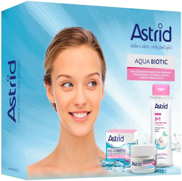 Set - Astrid Aqua Biotic Set (cr/50ml+micel/water/400ml) — Imagine N1