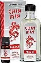 Parfumuri și produse cosmetice Loțiune Chin Min cu mentă și ulei de arbore de ceai - Styx Naturcosmetic Chin Min Minz Oil (Mini)