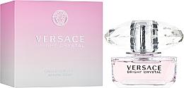 Parfumuri și produse cosmetice Versace Bright Crystal - Apă de toaletă (tester cu capac)