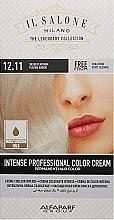 Parfumuri și produse cosmetice Cremă-vopsea de păr - Alfaparf IL Salone Milano Permanent Hair Color Cream